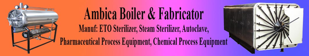 Manufacturer and Exporter of cGMP Steam Sterilizer
