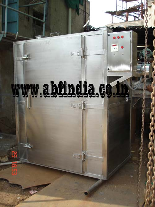 CGMP TRAY DRYER, TRAY DRYER, TABLET POWDER DRYING MACHINE